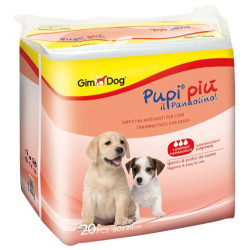 GimDog - Gimdog Training Tuvalet Egitim Çiş Pedi 60x90 Cm (20 Adet)
