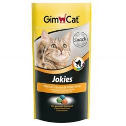 GimCat - Gimcat Jokies Renkli Kedi Ödül Tableti 40 Gr