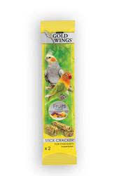 Gold Wings Classic Meyveli Paraket Krakeri (2 Adet) - Thumbnail