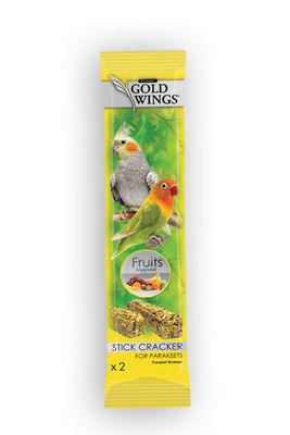 Gold Wings Classic Meyveli Paraket Krakeri (2 Adet)