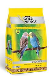 Gold Wings - Gold Wings Classic Muhabbet Kuşları için Komple Yem 400 Gr