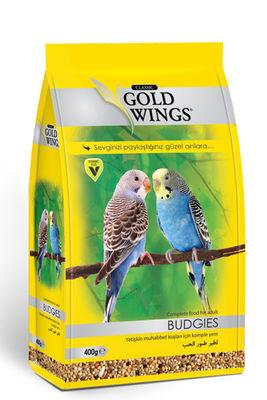 Gold Wings Classic Muhabbet Kuşları için Komple Yem 400 Gr
