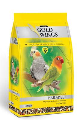 Gold Wings Classic Paraketler için Komple Yem 500 Gr