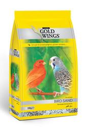 Gold Wings - Gold Wings Classic Tüm Kuşlar için Kuş Kumu 250 Gr