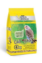 Gold Wings - Gold Wings Classic Muhabbet Kuşları için Kondisyon ve Konuşturucu Yem 150 Gr