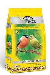 Gold Wings - Gold Wings Classic Yetişkin Doğa Kuşları için (European Finch) için Komple Yem 400 Gr