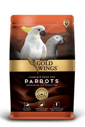 Gold Wings - Gold Wings Premium Papağanlar için Komple Yem 750 Gr