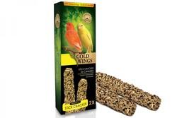 Gold Wings Premium Ballı ve Yumurtalı Kanarya Krakeri Kutulu 2 Adet - Thumbnail