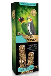 Gold Wings - Gold Wings Premium Meyveli Paraket Krakeri Kutulu 2 Adet