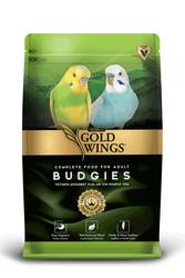 Gold Wings - Gold Wings Premium Muhabbet Kuşları için Komple Yem 1000 Gr