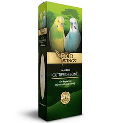 Gold Wings - Gold Wings Premium Mürekkep Balığı Kemiği Küçük (Kalamar) - Small