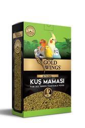 Gold Wings - Gold Wings Premium Tüm Kuşlar için Bitkisel Kuş Maması 1000 Gr