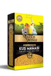 Gold Wings - Gold Wings Premium Tüm Kuşlar için Tahıllı Yumurtalı Kuş Maması 1000 Gr