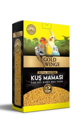 Gold Wings Premium Tüm Kuşlar için Tahıllı Yumurtalı Kuş Maması 1000 Gr