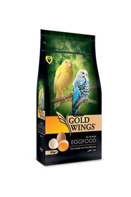 Gold Wings Premium Tüm Kuşlar için Yumurtalı Kuş Maması 150 Gr