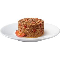 Gourmet Gold Savoury Cake Sığır Eti ve Domatesli Kedi Konservesi 85 Gr - 6 Al 5 Öde - Thumbnail