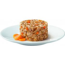 Gourmet Gold Savoury Cake Tavuk ve Havuçlu Kedi Konservesi 85 Gr - Thumbnail