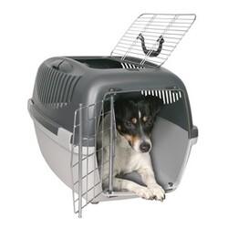 Gulliver Köpek Kedi Taşıma Kafesi 40 x 38 x 61 cm - Thumbnail