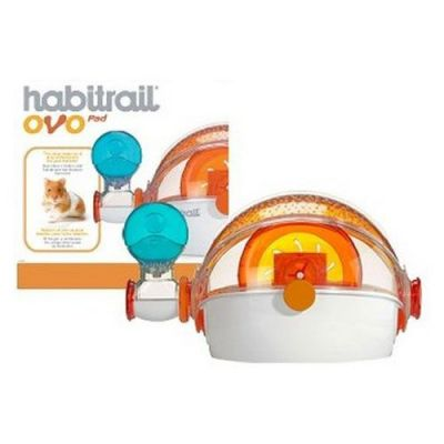 Habitrail 62600 Ovo Pad Hamster Kafesi 32 x 29 x 25 Cm