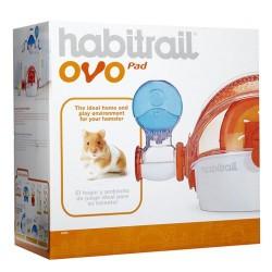 Habitrail Ovo - Habitrail 62600 Ovo Pad Hamster Kafesi 32x29x25 Cm