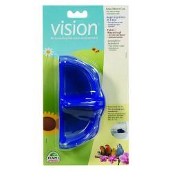 Hagen - Hagen Vision 83430 Mavi Plastik Kuş Yemliği