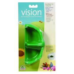 Hagen - Hagen Vision 83435 Yeşil Plastik Kuş Yemliği