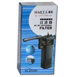 Hailea - Hailea HL-BT200 İç Filtre 3W 200Lt/H