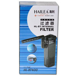 Hailea - Hailea HL-BT400 Akvaryum İç Filtre 7W 380 Lt / H
