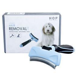 Diğer / Other - Hair Removal 69902 Kavisli Furminatör Köpek Tarağı