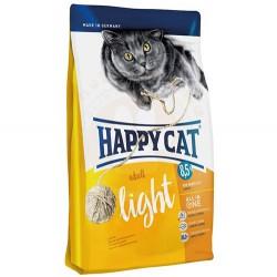 Happy Cat - Happy Cat Light Diyet Kedi Maması 1,4 Kg + 2 Adet Temizlik Mendili