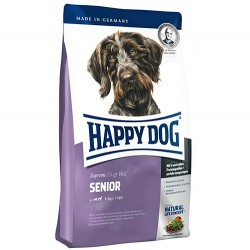 Happy Dog - Happy Dog Fit & Well Senior Yaşlı Köpek Maması 12,5 Kg + 10 Adet Temizlik Mendili
