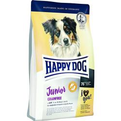 Happy Dog - Happy Dog Junior Grainfree Tahılsız Yavru Köpek Maması 10 Kg + 10 Adet Temizlik Mendili