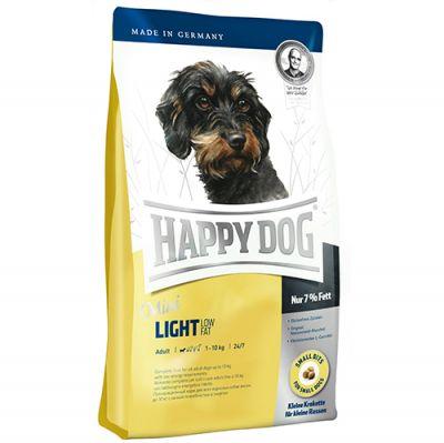Happy Dog Mini Light Küçük Irk Diyet Köpek Maması 3 + 1 Kg + 5 Adet Temizlik Mendili