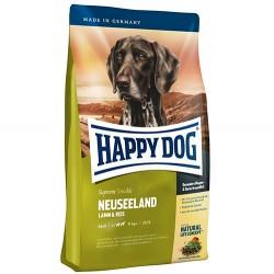 Happy Dog - Happy Dog Neuseeland Kuzu Etli Köpek Maması 3+1 Kg+5 Adet Temizlik Mendili