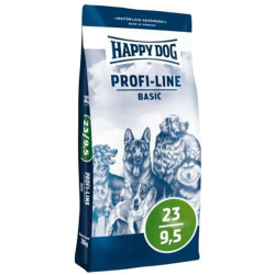 Happy Dog - Happy Dog Profi Basic Tavuk Etli Köpek Maması 20 Kg+10 Adet Temizlik Mendili