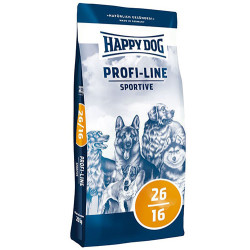 Happy Dog - Happy Dog Profi Sportive Tavuk Etli Aktif Köpek Maması 20 Kg