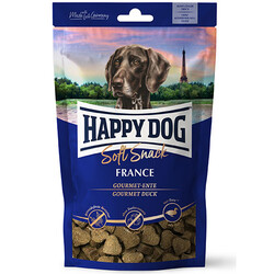 Happy Dog - Happy Dog Soft Snack France Ördek Etli Köpek Ödülü 100 Gr
