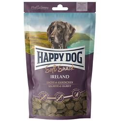 Happy Dog - Happy Dog Soft Snack Ireland Somon ve Tavşan Köpek Ödülü 100 Gr