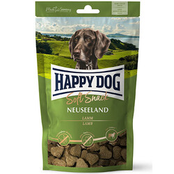 Happy Dog - Happy Dog Soft Snack Neuseeland Kuzu Etli Köpek Ödülü 100 Gr