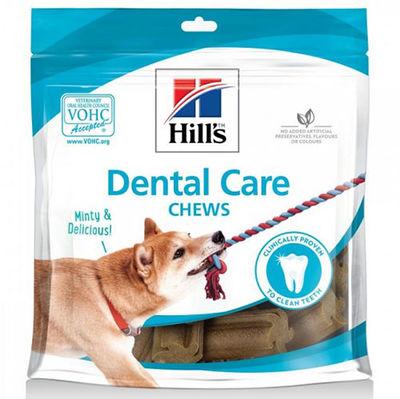 Hills Dental Care Chews Diş Sağlığı Köpek Ödülü Bisküvisi 170 Gr