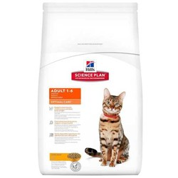 Hills - Hills Tavuk Etli Yetişkin Kedi Maması 10 Kg+10 Adet Temizlik Mendili