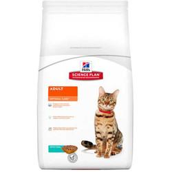Hills - Hills Ton Balıklı Yetişkin Kedi Maması 10 Kg+10 Adet Temizlik Mendili