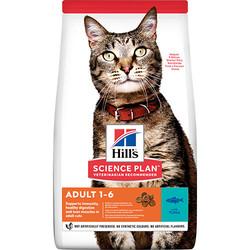Hills - Hills Ton Balıklı Yetişkin Kedi Maması 1,5 Kg+2 Adet Temizlik Mendili