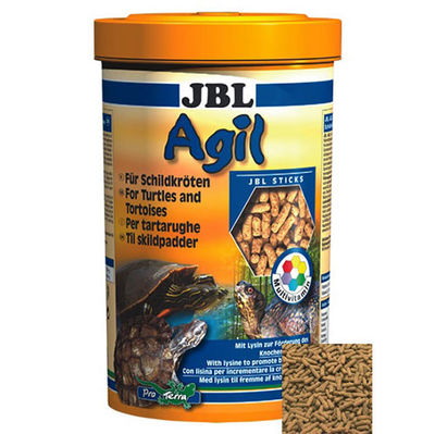 JBL Agil Kaplumbağa Çubuk Yem 250 ML (100 Gr)