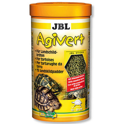 JBL Agivert Kaplumbağa Çubuk Yem 100 ML (43 Gr)