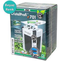 JBL - JBL CP E701 Green Line Akvaryum Dış Filtre Beyaz 700L/S