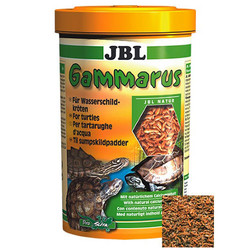 JBL - JBL Gammarus Kurutulmuş Su Kaplumbağa Yemi 250 ML (25 Gr)