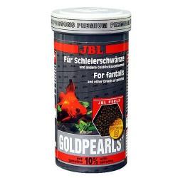 JBL - JBL Gold Pearls Balık Yemi Click 1000 ML