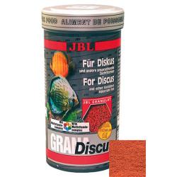 JBL - JBL Grana Discus Granulat Balık Yemi 1000 ML (440 Gr)