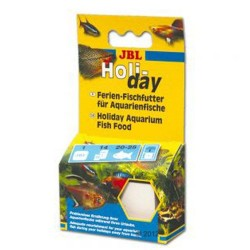 JBL - JBL Holiday Balıklar İçin Tatil Yemi 33 Gr